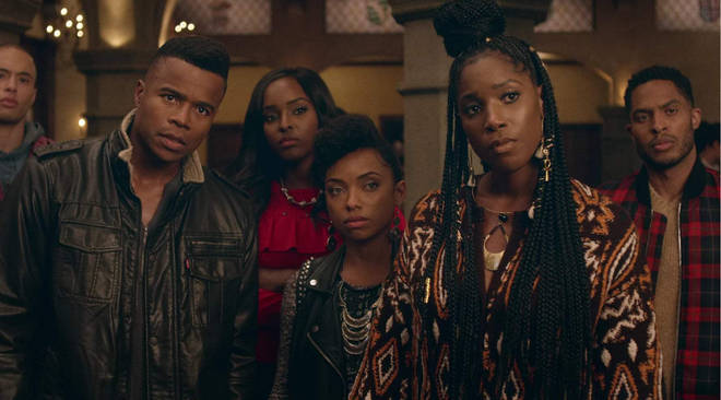 Netflix Dear White People