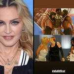 Madonna called out for saying she did Lil Nas X's gay BET kiss first