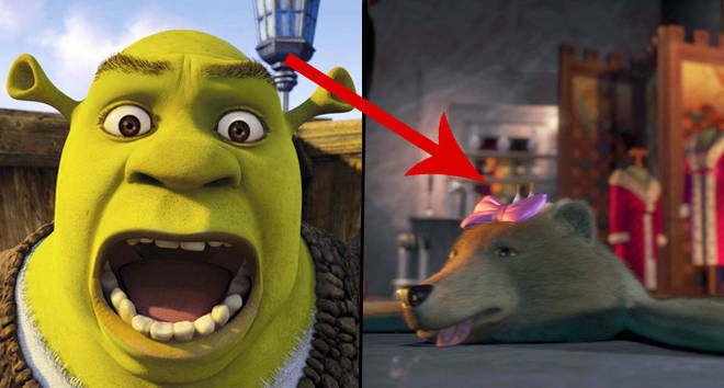 Shrek fans have only just realised that Mama Bear was killed and turned  into a rug - PopBuzz