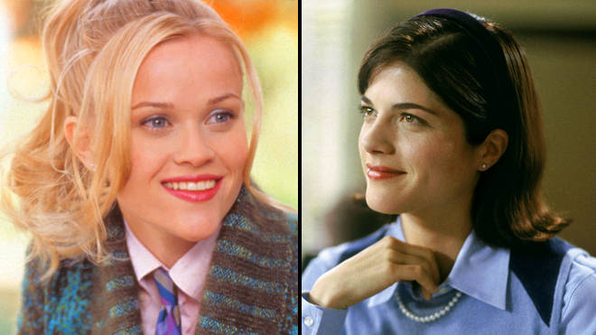 Legally Blonde originally need with Elle and Vivian as a lesbian couple