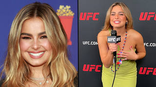 Why did Addison Rae get fired from UFC?