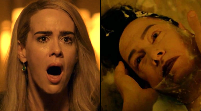 There might be a hint about the theme of American Horror Story season 9 in 'Apocalypse'