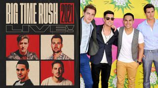 Big Time Rush Live! reunion tour: Tickets, prices, presale and everything you need to know