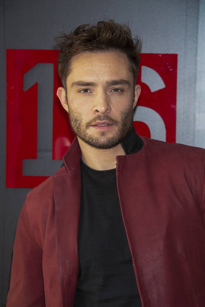 Ed Westwick poses for a portrait at the 16th Annual Oscar-Qualifying HollyShorts Film Festival