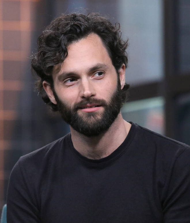 """Penn Badgley attends the Build Series to discuss his show """"You"""" at Build Studio"""