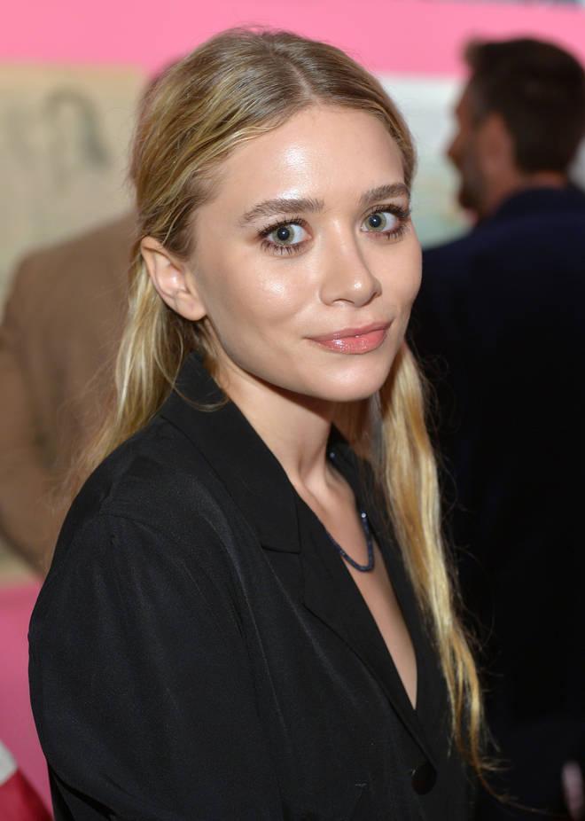 Ashley Olsen attends Diane Von Furstenberg's Journey of A Dress Exhibition Opening Celebration