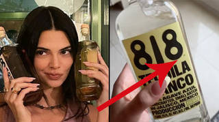 Kendall Jenner 818 tequila
