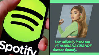 Spotify Today's Top Fan: Find your most played songs