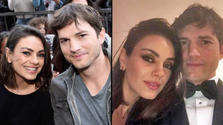 Mila Kunis and Ashton Kutcher admit they don't shower regularly