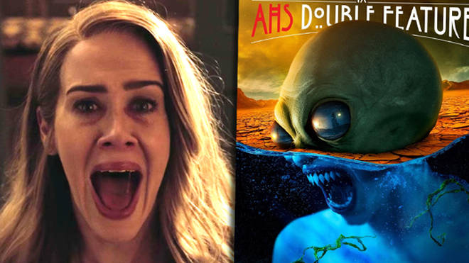 American Horror Story: Double Feature will feature aliens and sirens