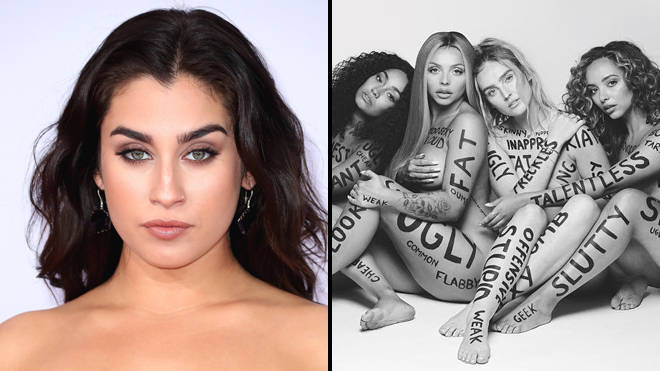 Lauren Jauregui praises Little Mix's empowering 'Strip' music video