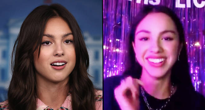 """Olivia Rodrigo accused of using a """"blaccent"""" and AAVE"""