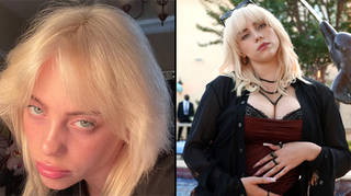 """Billie Eilish says she's """"obviously"""" unhappy with her body"""