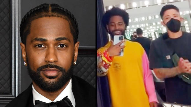 How tall is Big Sean? Big Sean reveals how he grew two inches in the past year