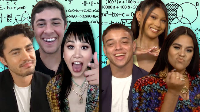 Never Have I Ever vs. On My Block take on Most Impossible Teen Show Quiz