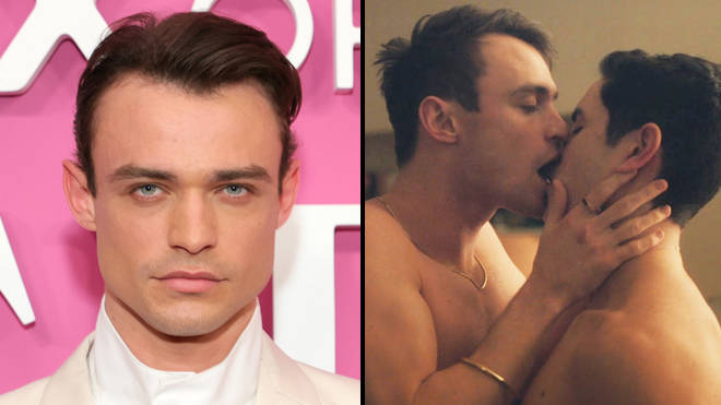 """Thomas Doherty says labelling your sexuality is """"very limiting"""""""