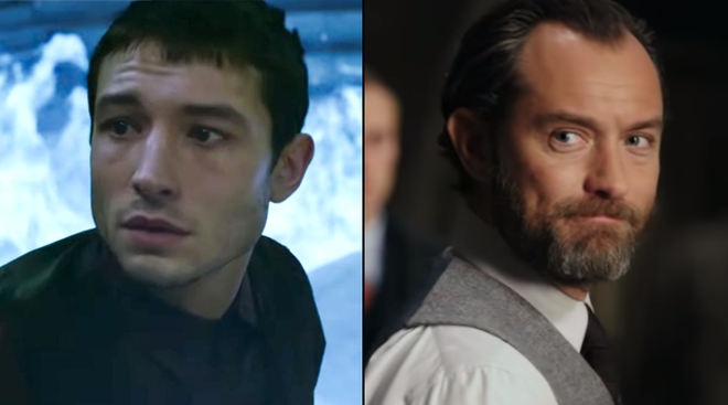 Credence Barebone's true identity is revealed in 'The Crimes of Grindelwald'