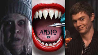 American Horror Story Double Feature trailer: Evan Peters and Sarah Paulson return