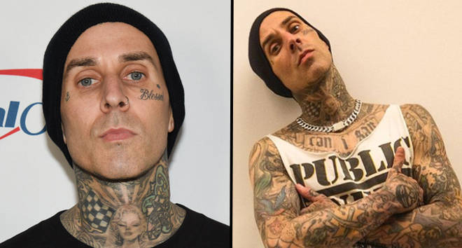 Travis Barker flies for first time in 13 years