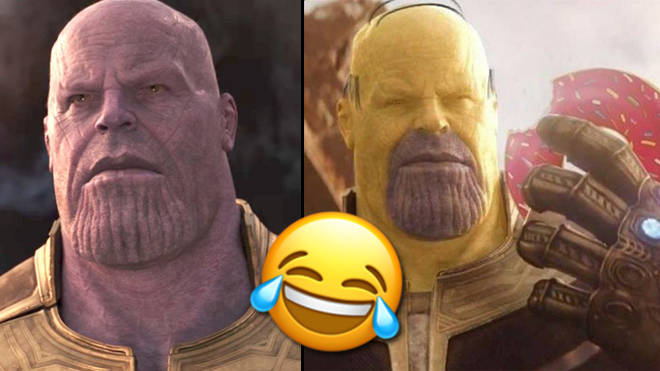 Avengers Fans Have Turned Thanos Into A Meme And Its Truly Savage