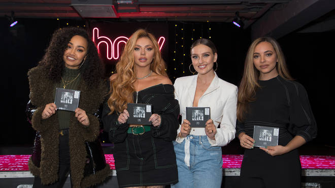 Little Mix In Store Session At HMV Oxford Street