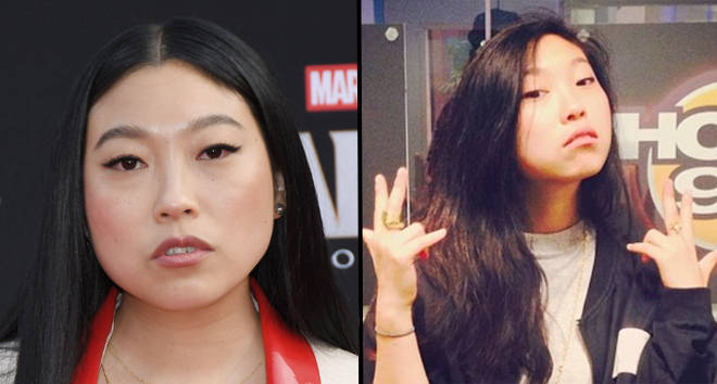 """Awkwafina called out for """"blaccent"""""""