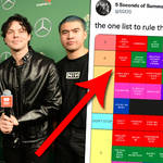 5 Seconds of Summer rank all their songs from best to worst