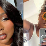 """Lizzo has stopped wearing deodorant and claims she """"smells better"""""""