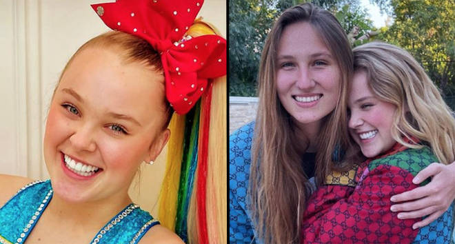 JoJo Siwa's girlfriend is being home-schooled so they can spend more time together