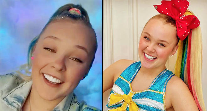 JoJo Siwa first Dancing with the Stars cast member in a same-sex couple