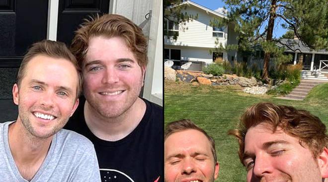 Shane Dawson and Ryland Adams move into $2.2 million Colorado home