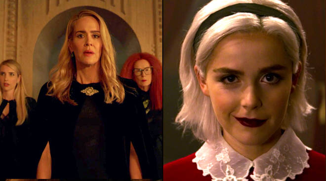 American Horror Story: Apocalypse and Chilling Adventures of Sabrina