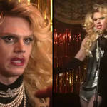 Evan Peters will perform in drag in AHS: Double Feature episode 4