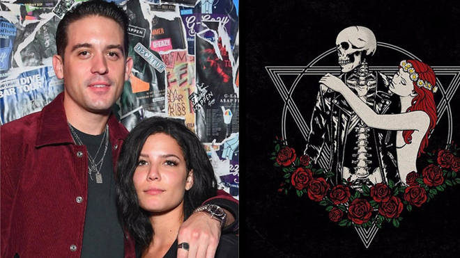 The True Meaning Behind G-Eazy & Halsey's 'Him & I' - PopBuzz