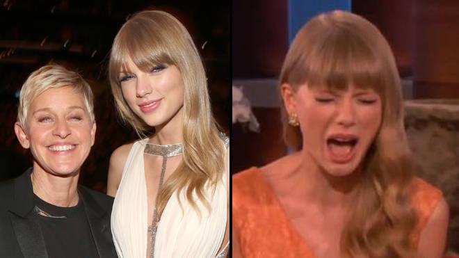 Taylor Swift fans call out Ellen DeGeneres after sexist old interview goes viral on TikTok