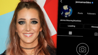 Jenna Marbles has deleted her Instagram account