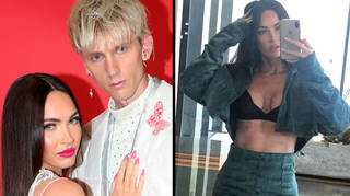 Megan Fox and Machine Gun Kelly's Instagram comments go viral