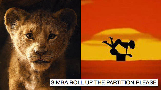 the best lion king memes inspired by the live action trailer popbuzz