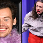 Fans think Harry Styles cosplayed as Miranda Sings in his tour costume