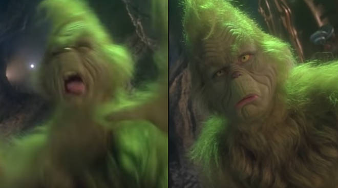 This one scene from How The Grinch Stole Christmas as become a meme
