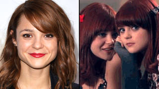 Actress Kathryn Prescott in ICU after being hit by a truck in NYC