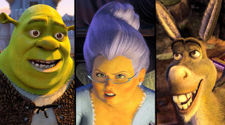 Can you match the Shrek quote to the character?