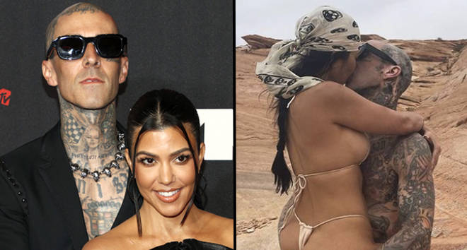 Kourtney Kardashian and Travis Barker made me believe in love again