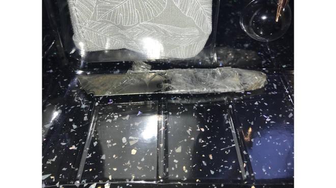 Knife found in Zoella's Advent Calendar