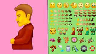 Pregnant man emoji confirmed for smartphones in 2021