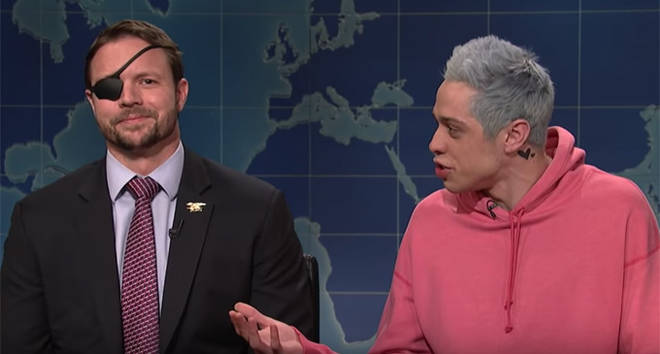 Pete Davidson on Saturday Night Live