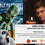 American Horror Story Double Feature is the highest rated AHS season on Rotten Tomatoes