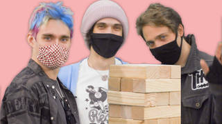 Waterparks play The Tower of Truth