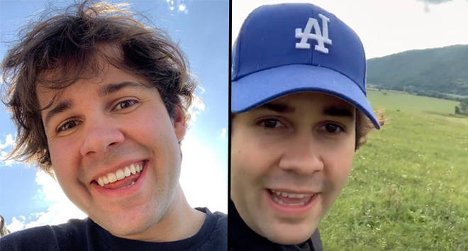 """David Dobrik left """"stranded"""" in Slovakia and can&squot;t get back in the US"""