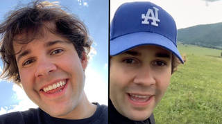 """David Dobrik left """"stranded"""" in Slovakia and can't get back in the US"""